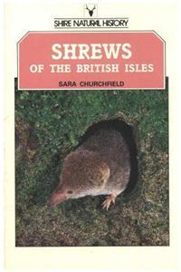 Shrews of the British Isles