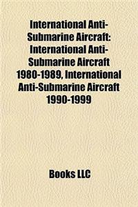International Anti-Submarine Aircraft