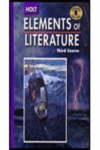 Holt Elements of Literature Illinois: Student Edition Grade 09 2005