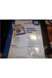 Ch 16 Med/Illegal Drgs Dechlth 2004 Blue