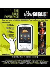 Bible Experience NowBible Color-tniv