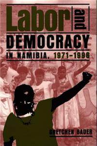 Labor and Democracy in Namibia, 1971-96