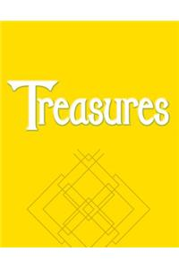 Treasures, a Language Arts Program, Grade K, Practice Book, Pupil Edition
