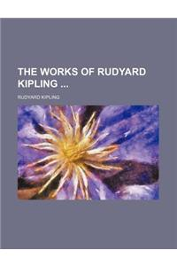 The Works of Rudyard Kipling (Volume 8)