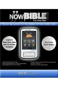 NowBible Color-NIV-Voice Only