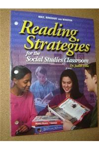Call to Freedom Complete Edition: Reading Strategies for Classroom