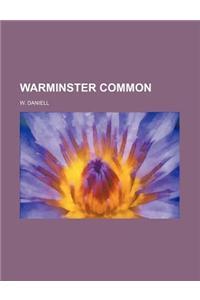 Warminster Common