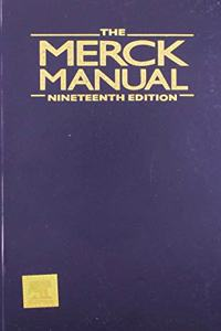The Merck Manual of Diagnosis & Therapy, 19/e