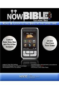 NowBible Mini-Color-NIV-Voice Only