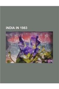 India in 1983
