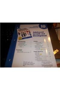 Ch 10 Adolescent Grwth Dechlth 2004 Blue