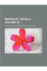 Waverley Novels (Volume 23)