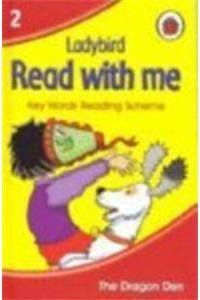 Read With Me 2:Dragon Den