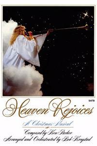 Heaven Rejoices: Satb Book: 0