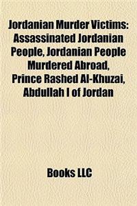 Jordanian Murder Victims