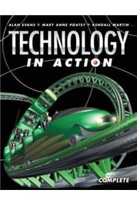 Tech in Actn Complete & Tech Actn Stu CD Pk