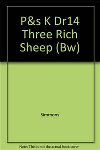 P&s K Dr14 Three Rich Sheep (Bw)