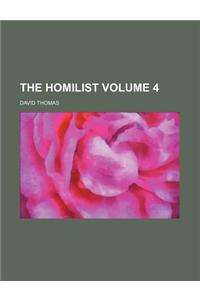 The Homilist Volume 4