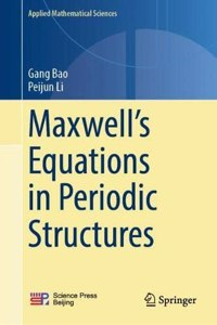 Maxwell's Equations in Periodic Structures