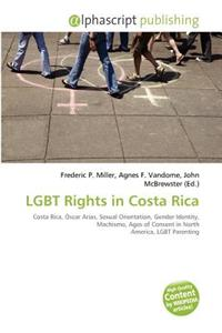 Lgbt Rights in Costa Rica
