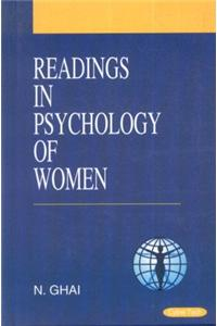 Readings In Psychology Of Women