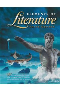 Holt Elements of Literature: Student Edition Grade 9 2000