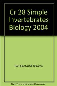 Cr 28 Simple Invertebrates Biology 2004