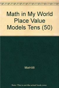 McGraw-Hill Mathematics, Place Value Models (Tens - 50)