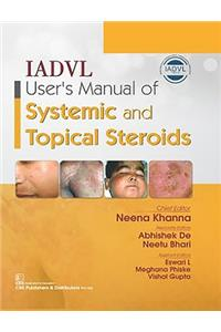 Iadvl User's Manual of Systemic and Topical Steroids