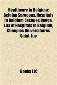 Healthcare in Belgium