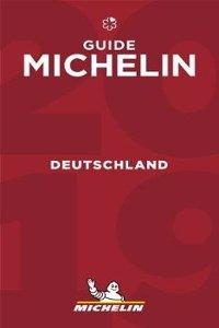 Michelin Restaurants & Hotels Guide 2018 Germany/ Deutschland (Michelin Red Guide Deutschland)