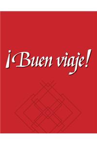 Glencoe Spanish 1B Buen Viaje! Writing Activities Workbook