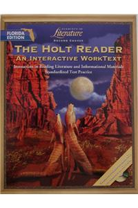 Holt Elements of Literature Florida: Holt Reader: Int Wktxt/Pe Eolit 2003 Grade 8