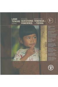 Land Tenure Journal, Volume 1