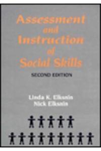 Assessment & Instruction of Social Skills: