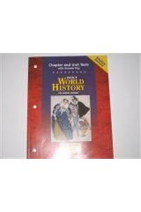 Spn Ch & Unit Tests Wh: Hmn Jrny 2003
