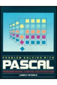 Problem Solving with PASCAL