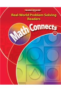 Math Connects, Grade 1, Real-World Problem Solving Readers Deluxe Package (Sheltered English)