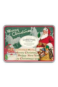 Santa Claus Mailing Set