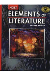 Holt Elements of Literature Ohio: Student Edition Grade 8 2005