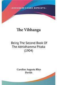 The Vibhanga