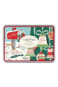 Vintage Christmas Mailing Set