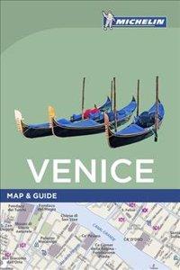 Michelin Venice Map & Guide