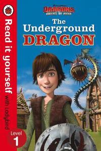Dragons: The Underground Dragon - Read It Yourself with Lady
