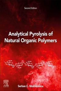 Analytical Pyrolysis of Natural Organic Polymers, Volume 20