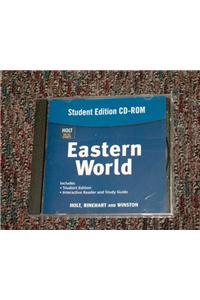Holt Eastern World: Student Edition CD-ROM Grades 6-8 2007