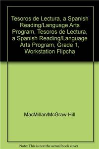 Tesoros de Lectura, a Spanish Reading/Language Arts Program, Grade 1, Workstation Flipchart: Phonics