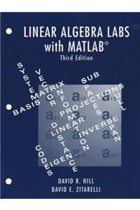 Linear Algebra Labs with MATLAB