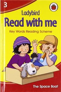 Read with Me The Space Boat