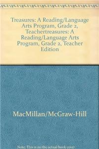 Treasures, Grade 2, Teacher Edition Package (Includes 6 Unit Teacher's Editions): A Reading/Language Arts Program